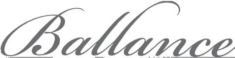 Ballance Hair and Beauty Logo